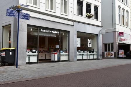 Flying Tiger - Den Bosch