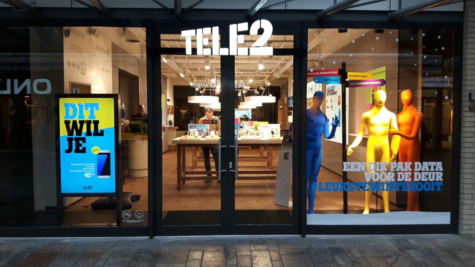 Tele2 - Almere