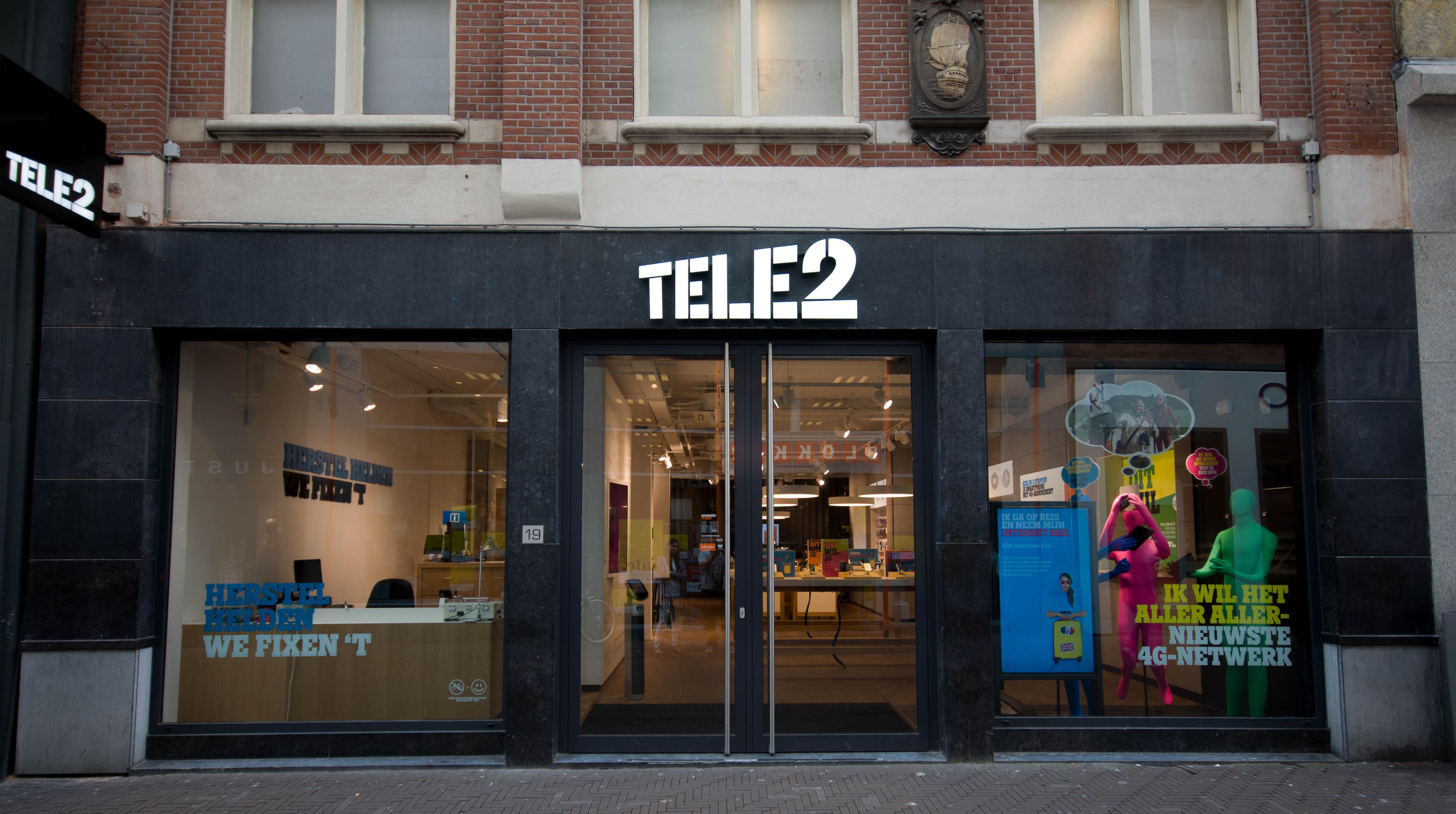 Tele2 - Den Haag