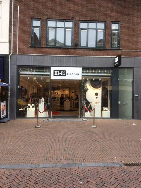 Hi-Fi Klubben - Amersfoort